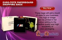 Bags Etcetera Paper Bags Manufacturing Eurotote Shopping Bags